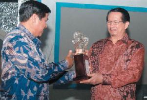 HBA Terima Leadership 2007